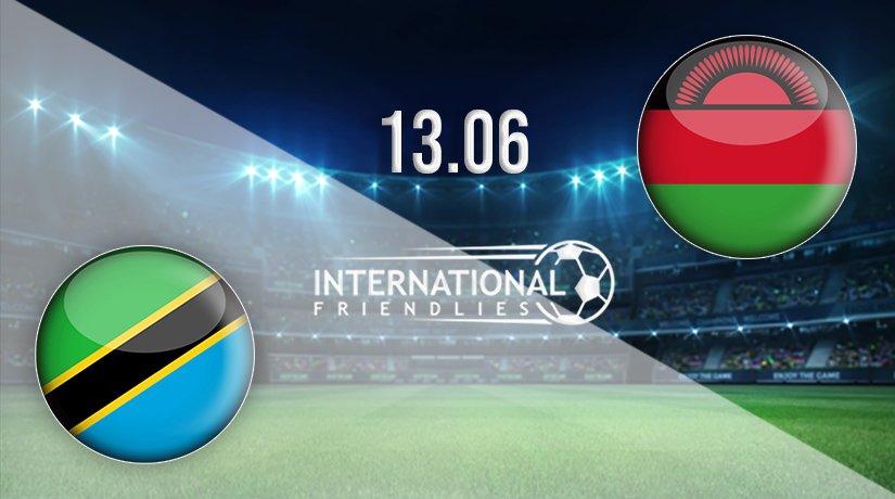 Tanzania vs Malawi Prediction: International Friendlies Match on 13.06.2021