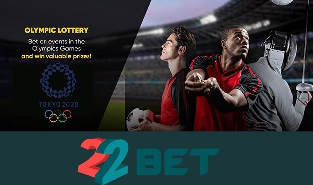 Win Big With the 22bet Tokyo 2020 Olympic Lottery