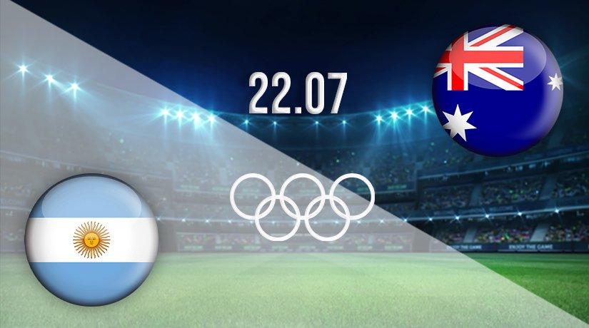 Argentina vs Australia Prediction: Olympic Games Match on 22.07.2021