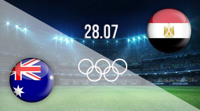 Australia vs Egypt Prediction: Olympic Games Match on 28.07.2021