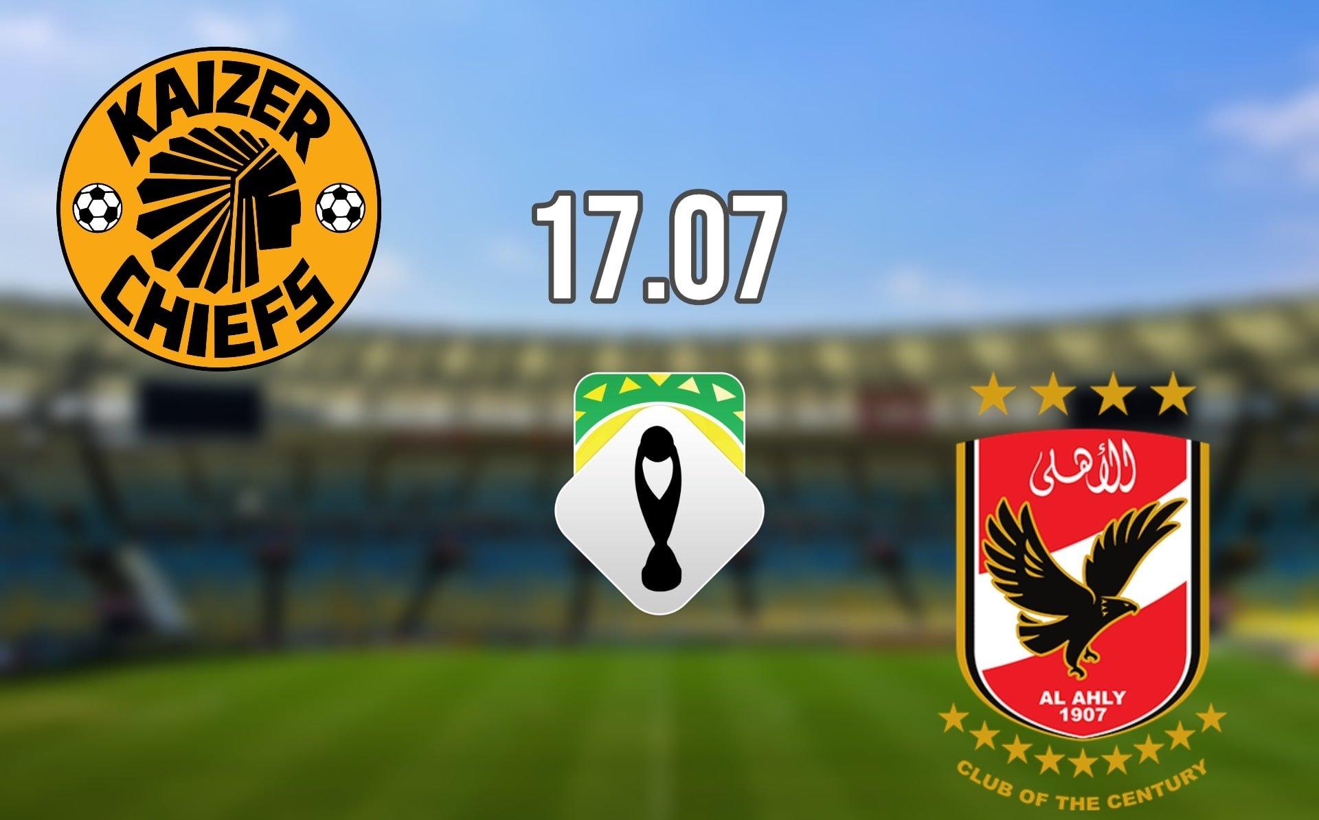 Kaizer Chiefs vs Al Ahly Prediction: CAF Champions League Final on 17.07.2021