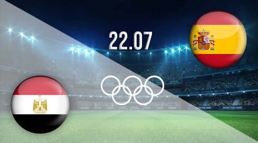 Egypt vs Spain Predictions: Olympic Match on 22.07.2021