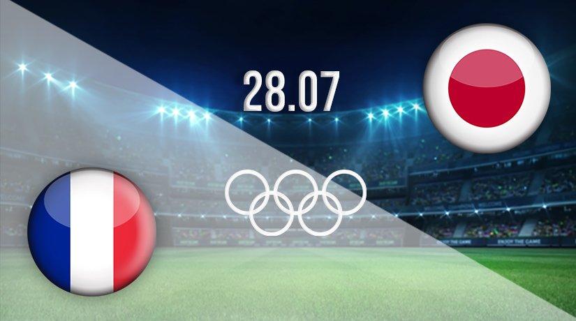 France v Japan Prediction: Tokyo 2020 Match on 28.07.2021