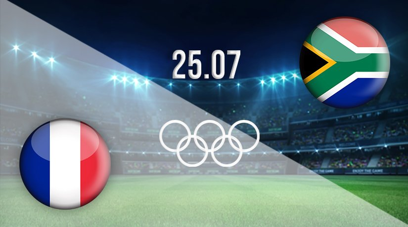 France vs South Africa Prediction: Olympic Games Match on 25.07.2021