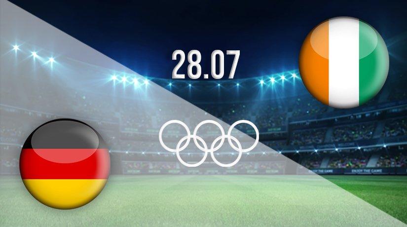 Germany v Ivory Coast Prediction: Tokyo 2020 Match on 28.07.2021