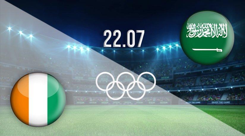 Ivory Coast vs Saudi Arabia Prediction: Olympic Games Match on 22.07.2021