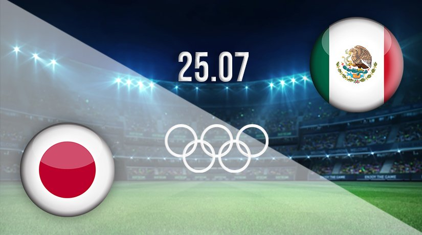 Japan vs Mexico Prediction: Olympic Games Match on 25.07.2021
