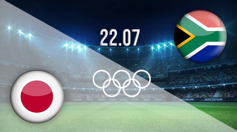 Japan vs South Africa Prediction: Olympic Games Match on 22.07.2021