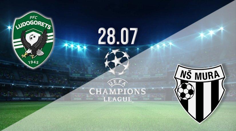Ludogorets vs Mura Prediction: Champions League Match on 28.07.2021