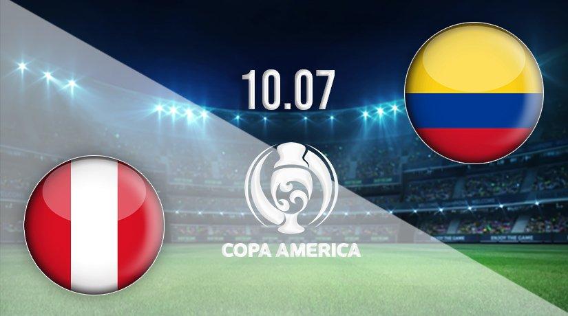 Peru vs Colombia Prediction: Copa America 3rd Place Match on 10.07.2021