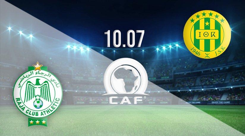 Raja Casablanca vs JS Kabylie Prediction: CAF Confederation Cup Final Match on 10.07.2021