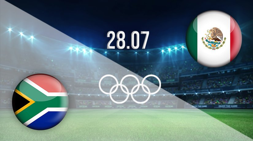 South Africa vs Mexico Prediction: Olympic Games Match on 28.07.2021