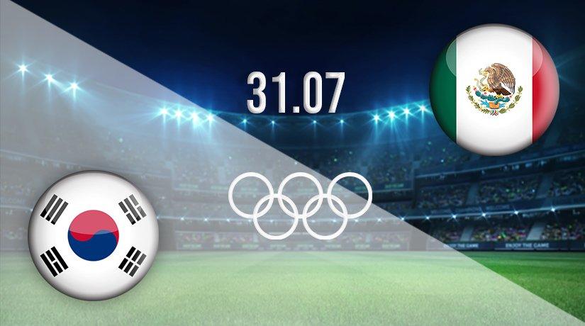 South Korea v Mexico Prediction: Tokyo 2020 Match on 31.07.2021