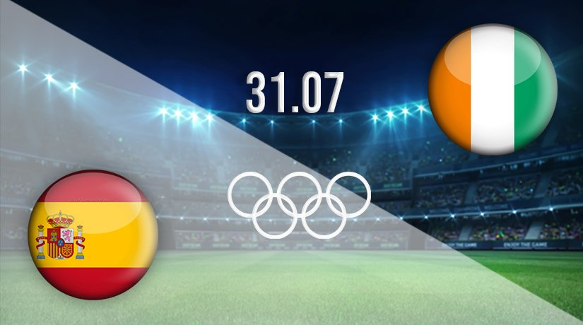 Spain vs Ivory Coast Prediction: Olympic Games Match on 31.07.2021