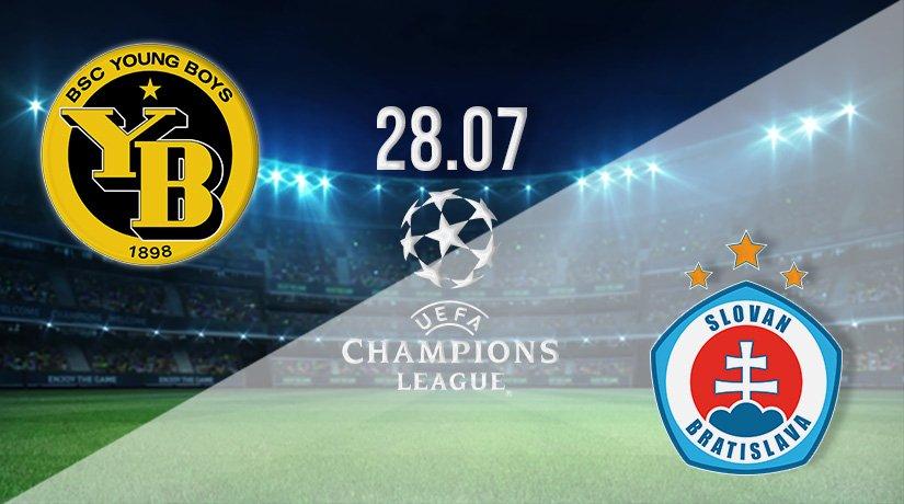 Young Boys vs Slovan Bratislava  Prediction: Champions League Match on 28.07.2021
