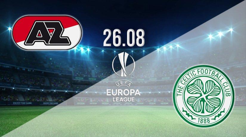 AZ Alkmaar vs Celtic Prediction: Europa League Play-Off Match on 26.08.2021