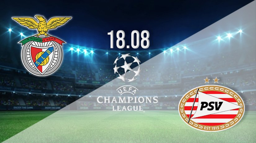 Benfica vs PSV Prediction: Champions League Play-Off on 18.08.2021