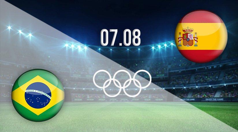 Brazil v Spain Prediction: Tokyo 2020 Match on 07.08.2021
