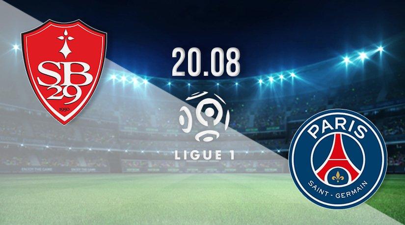 Brest vs PSG Prediction: Ligue 1 Match on 20.08.2021