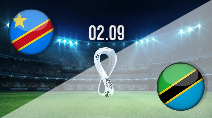 DR Congo vs Tanzania Prediction: World Cup Qualifying Match on 02.09.2021