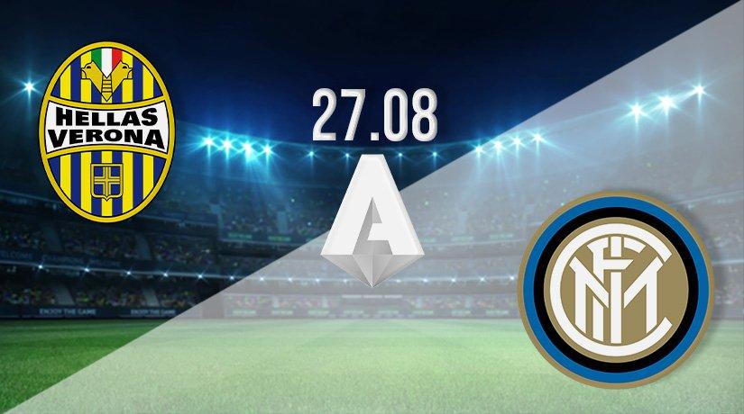 Hellas Verona vs Inter Milan Prediction: Serie A Match on 27.08.2021