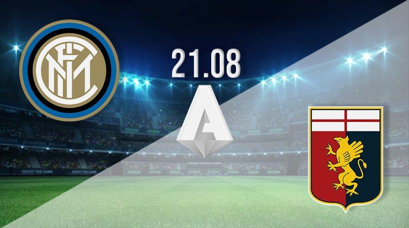 Inter Milan vs Genoa Prediction: Serie A Match on 21.08.2021