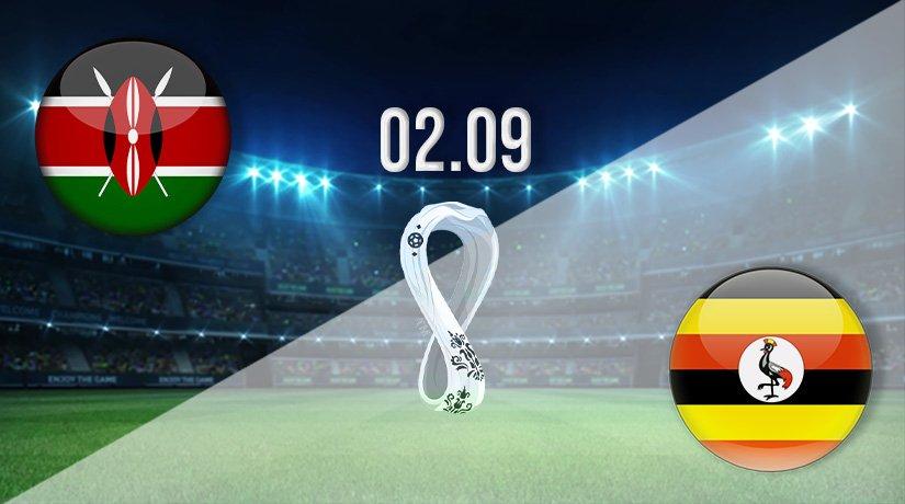 Kenya v Uganda Prediction: World Cup Qualifier 02.09.2021
