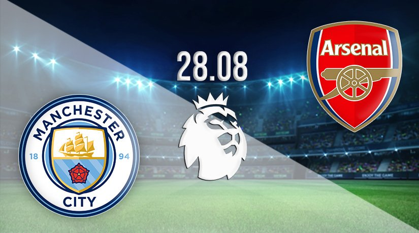 Man City v Arsenal Prediction: Premier League Match on 28.08.2021