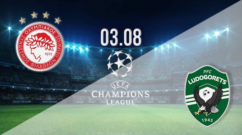 Olympiacos vs Ludogorets Prediction: Champions League Third Qualifying Round on 03.08.2021