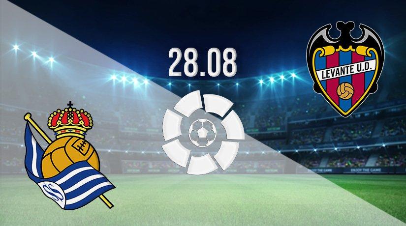 Real Sociedad vs Levante Prediction: La Liga Match on 28.08.2021