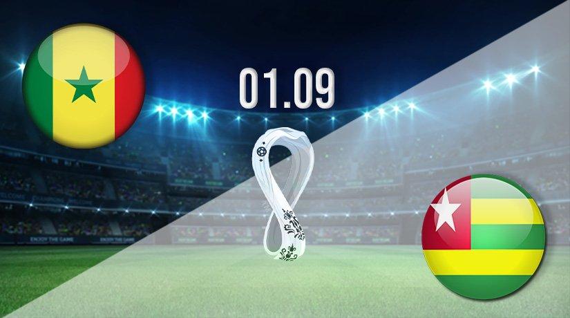 Senegal vs Togo Prediction: World Cup Qualifier Match on 01.09.2021