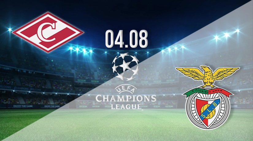 Spartak Moscow vs Benfica Prediction: Champions League Third Qualifying Round on 04.08.2021