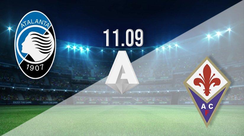 Atalanta vs Fiorentina Prediction: Serie A Match on 11.09.2021