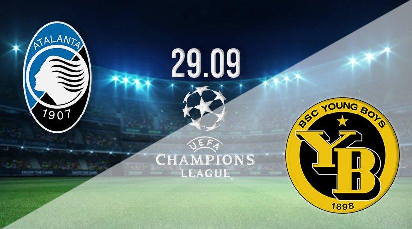 Atalanta vs Young Boys Prediction: Champions League Match on 29.09.2021