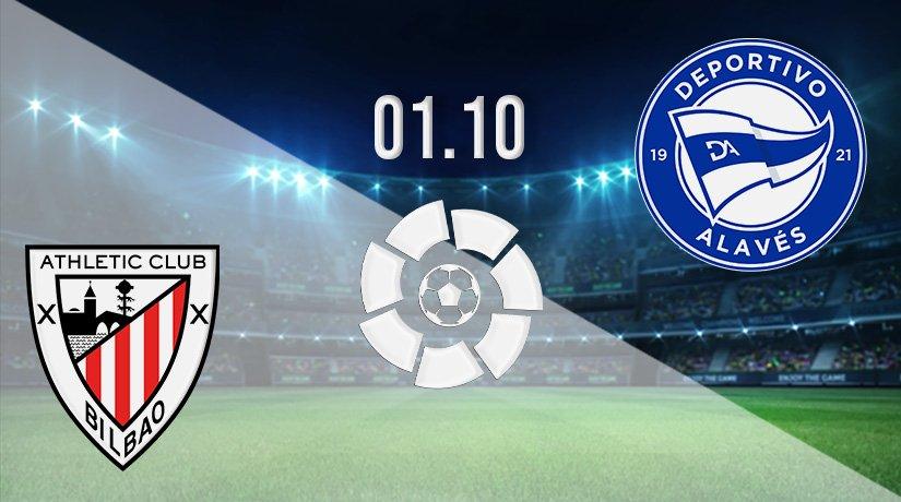 Athletic Bilbao vs Alaves Prediction: La Liga Match on 01.10.2021