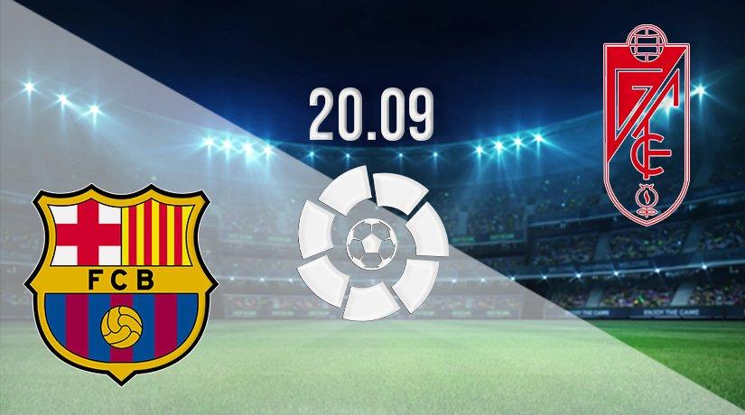 Barcelona vs Granada Prediction: La Liga Match on 20.09.2021
