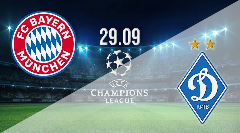 Bayern Munich vs Dynamo Kyiv Prediction: Champions League Match on 29.09.2021