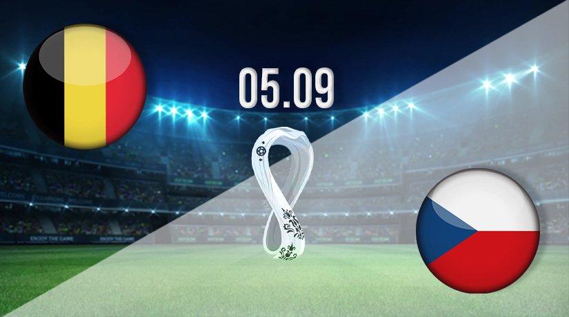 Belgium vs Czech Republic Prediction: World Cup Qualifying Match on 05.09.2021