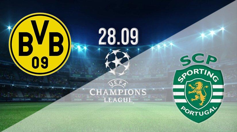 Borussia Dortmund vs Sporting Lisbon Prediction: Champions League Match on 28.09.2021