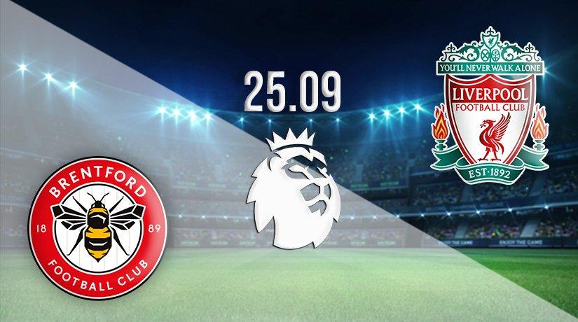 Brentford vs Liverpool Prediction: Premier League Match on 25.09.2021