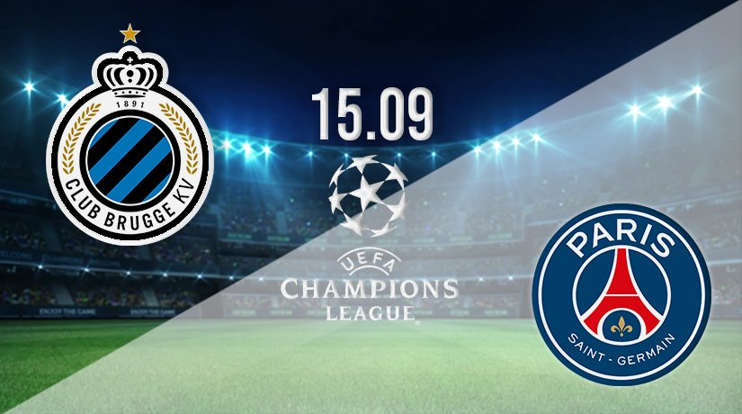 Club Brugge vs PSG Prediction: Champions League Match on 15.09.2021