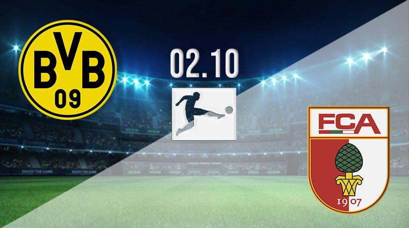 Borussia Dortmund vs Augsburg Prediction: Bundesliga Match on 02.10.2021