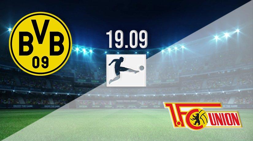 Borussia Dortmund vs Union Berlin Prediction: Bundesliga Match on 19.09.2021