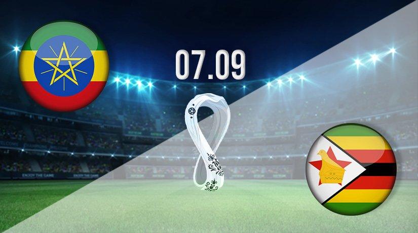 Ethiopia vs Zimbabwe Prediction: World Cup Qualifying Match on 07.09.2021
