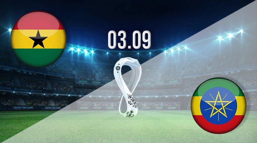 Ghana vs Ethiopia Prediction: World Cup Qualifying Match on 03.09.2021