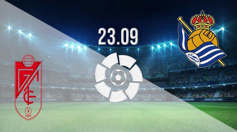 Granada vs Real Sociedad Prediction: La Liga Match on 23.09.2021