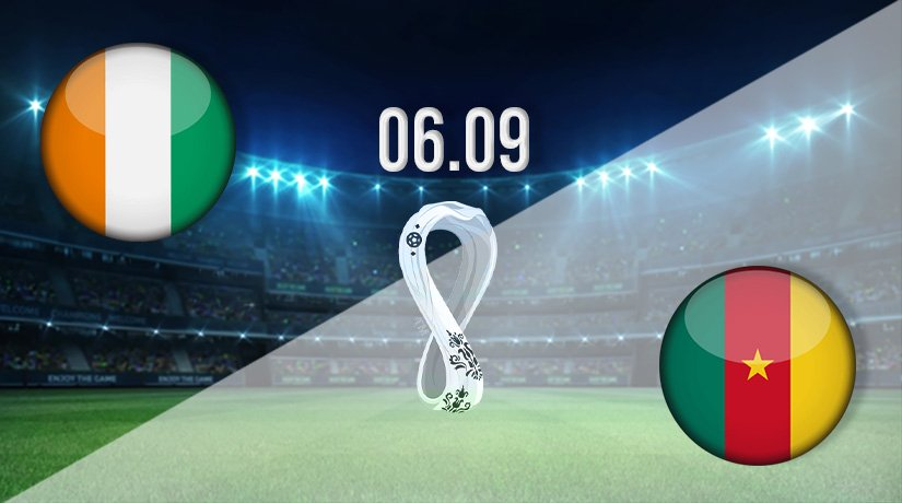 Ivory Coast vs Cameroon Prediction: World Cup Qualifying Match on 06.09.2021