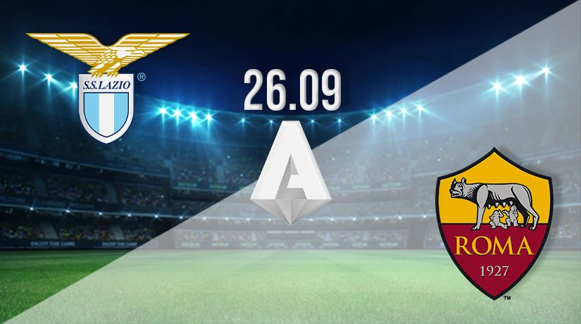 Lazio vs AS Roma Prediction: Serie A Match on 26.09.2021