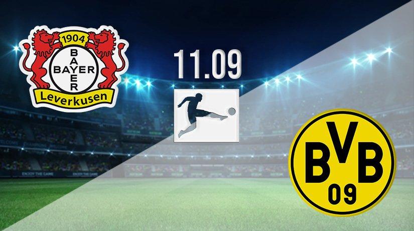 Leverkusen v Dortmund Prediction: Bundesliga Match on 11.09.2021