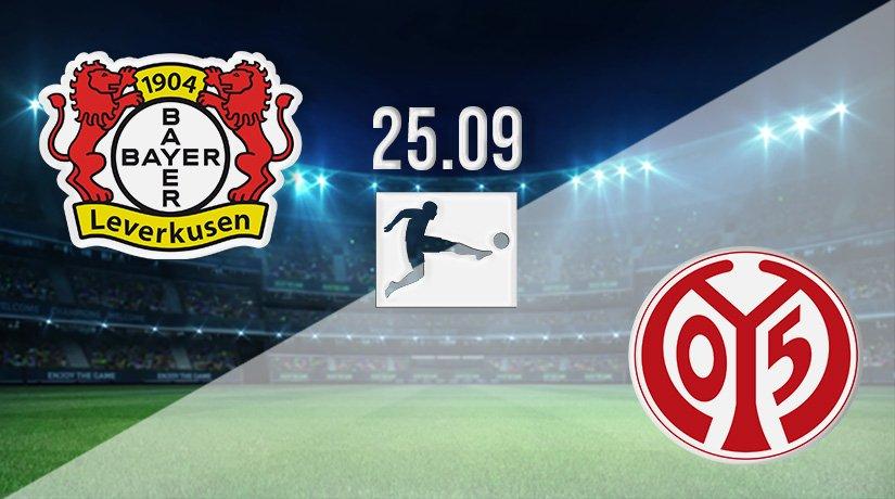Bayer Leverkusen vs Mainz prediction: Bundesliga Match on 25.09.2021